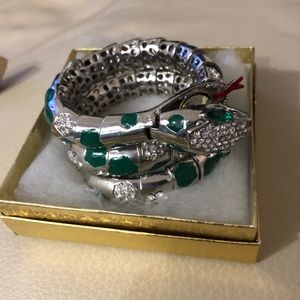 Fun snake bracelet